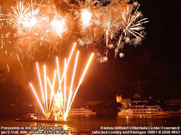 Rhein in flammen koblenz 2020